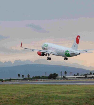 Reporta VivaAerobus una gradual recuperación de pasajeros y rutas nacionales