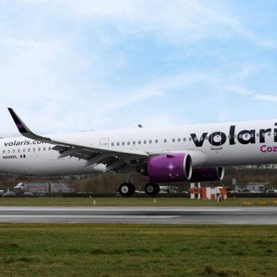Reanudará Volaris ruta México-Cozumel el 2 de octubre próximo