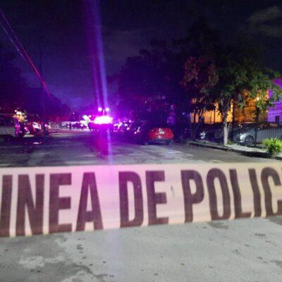 EJECUCIÓN EN LAS INMEDIACIONES DEL PARQUE KABAH: Acribillan a automovilista a la entrada de su casa en Cancún