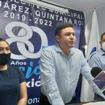 ARREMETE PAN CONTRA MARA LEZAMA POR INFORME: Acusa dirigente a alcaldesa por mentir y disfrazar deficiencias en materia de transparencia, seguridad y servicios públicos