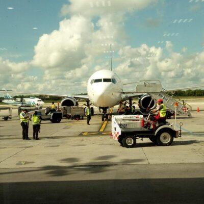 REACTIVACIÓN TOMA VUELO… POCO A POCO: Prevén 214 operaciones para este jueves en el aeropuerto de Cancún