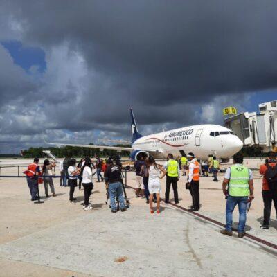 En marcha la reapertura de vuelos y frecuencias en México, asegura Asur