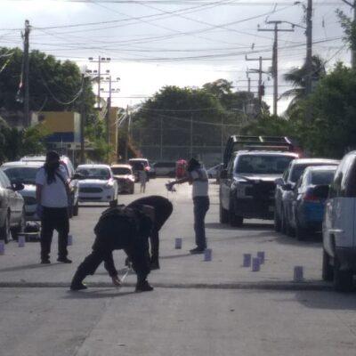 DISPARAN CONTRA UNA CASA EN LA 95: A balazos despiertan a vecinos de colonia en Cancún