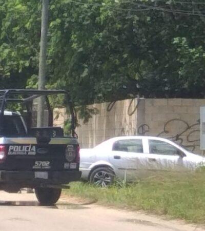 SEGUIMIENTO | IDENTIFICAN A PAREJA ENCAJUELADA EN CANCÚN: El hombre era ex policía y con su mujer salió a comprar comida; ya no regresaron
