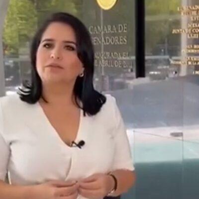 Augura Mayuli Martínez un sexenio con más pobres, más corrupción y más delincuencia, tras Segundo Informe de AMLO