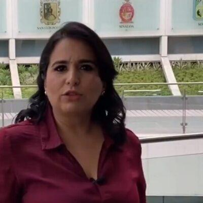 Declaraciones de Marybel Villegas reflejan su paranoia política, afirma Mayuli Martínez