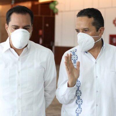 CUATRO GOBERNADORES PANISTAS SE QUEDAN EN LA CONAGO: Carlos Joaquín, de QR, y Mauricio Vila, de Yucatán, eluden el rompimiento