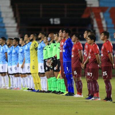 Se prepara Cancún FC para enfrentar a los Dorados de Sinaloa
