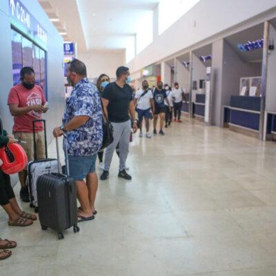 Alentador el incremento de vuelos nacionales e internacionales en Quintana Roo
