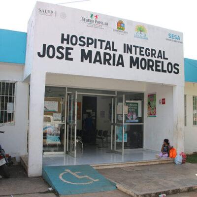 Exhortan a ciudadanos a participar en la campaña de donación de sangre en José María Morelos