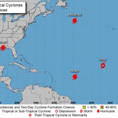 Crece la probabilidad de un huracán como 'Gilberto' o 'Wilma', advierte especialista