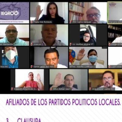 Aprueba Ieqroo protocolo para participación política de etnias en Quintana Roo