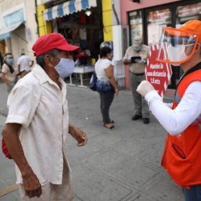 NO SALE YUCATÁN DEL SEMÁFORO NARANJA: Suman 17,142 contagios y 2,217 muertes por COVID-19