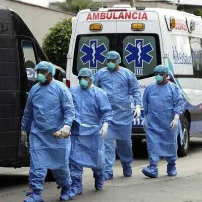 NO CEDE EL VIRUS EN YUCATÁN: Acumulan 16,538 casos positivos de COVID-19 y 2,171 muertes