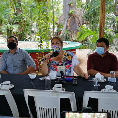 Pide la diputada Patricia Palma la destitución de Ana Isabel Vásquez de la SEQ