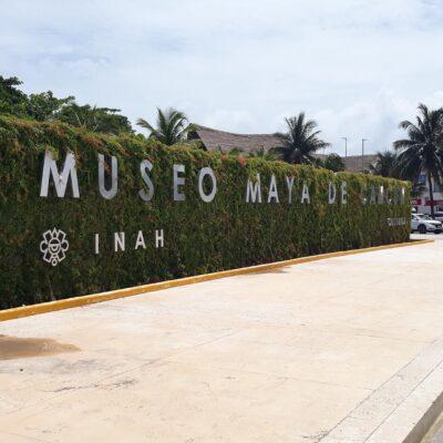 Museo Maya de Cancún reanudaría operaciones en noviembre