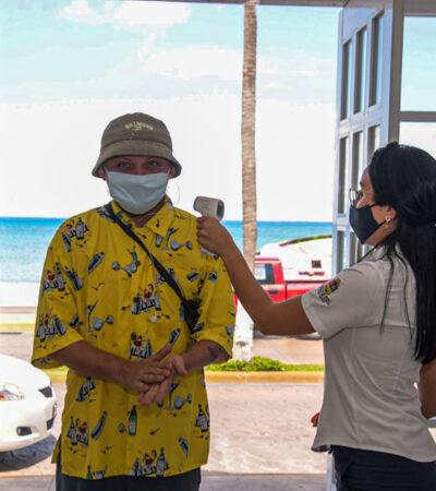 Destinos del norte de Quintana Roo mantienen ocupación arriba del 30 por ciento