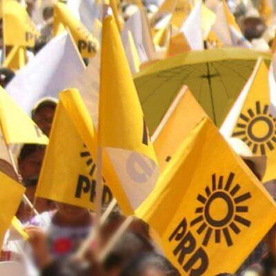 El PRD no está desapareciendo sino en compactación, asegura delegado nacional del partido