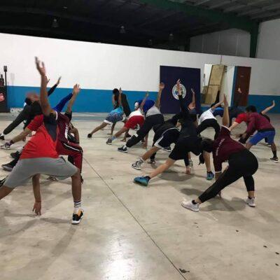 Más de 50 instalaciones deportivas de Quintana Roo ya cuentan con aval sanitario