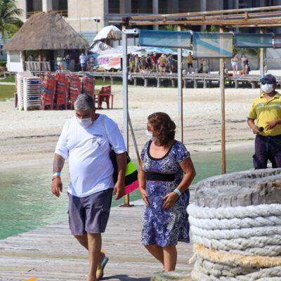 Lidera Isla Mujeres con 34.5 por ciento, la ocupación hotelera en la zona norte de QR