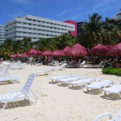 Hoteles del norte de Quintana Roo cierran mes con ocupación de entre 20 y 35 por ciento