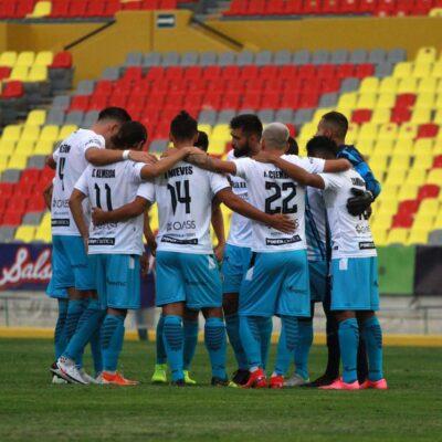 Jugador del Cancún FC, Igor Neves regresa de Morelia con fractura de peroné