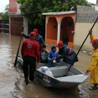 Suspende Tabasco clases virtuales en todos los niveles por severas inundaciones