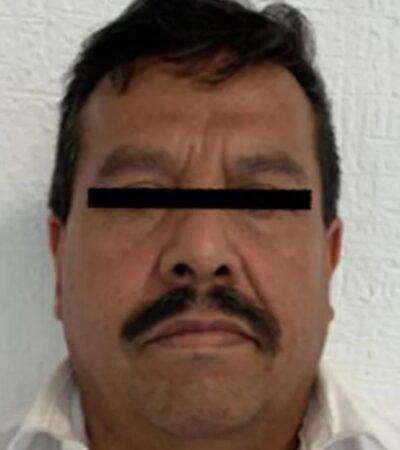 Sucesor de regidor en Edomex resulta ser su presunto asesino…