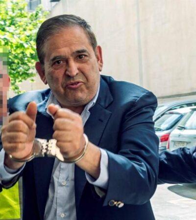 Invalida juez orden de captura contra Alonso Ancira por lavado de dinero