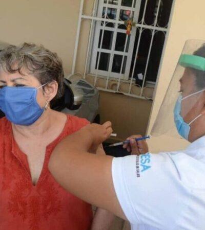 DESABASTO DE VACUNAS CONTRA INFLUENZA EN QR: Espera sector salud más dosis para los municipios a finales de mes; serán aplicadas a menores de edad y adultos mayores