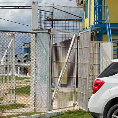 Mantienen vigilancia extrema en frontera mexicana con Belice por fuga masiva de reos