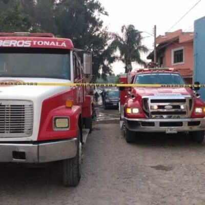 Asesinan a cinco personas en finca de Jalisco; con granadas provocaron un incendio que dejó irreconocibles a las víctimas