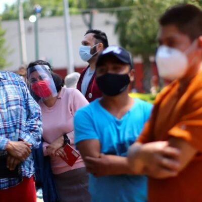 PANDEMIA EN MÉXICO: Contagios confirmados llegan a 809 mil 751 casos; suman 83 mil 507 muertes