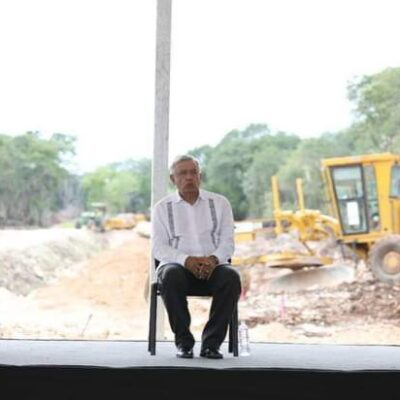 Confirman existencia de más de 600 monumentos arqueológicos en el tramo tres de Calkiní-Izamal del Tren Maya
