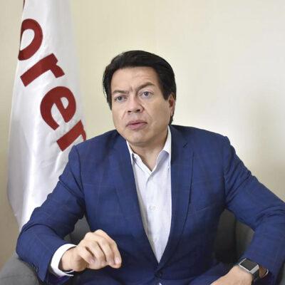 Suspende gira por Quintana Roo diputado morenista Mario Delgado