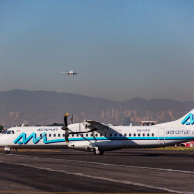 Aeromar anuncia súbito fin de negociaciones de cooperación con Interjet