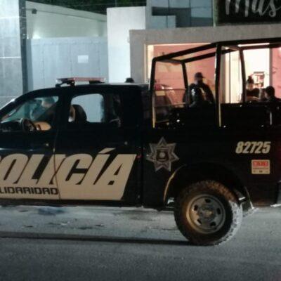 Asalto a mano armada en tienda de Playa del Carmen