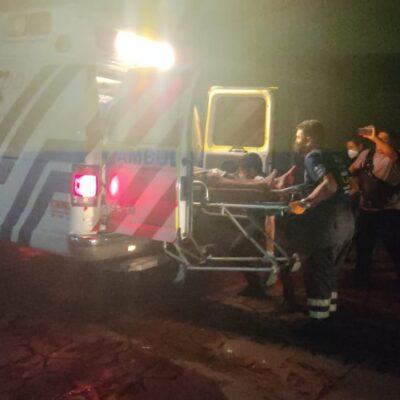 OTRO ATAQUE EN CANCÚN: Hieren de bala a hombre en Paseos del Mar