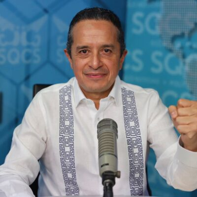 Aeropuerto de Tulum es muy importante en materia de infraestructura y comunicaciones para el estado: Carlos Joaquín