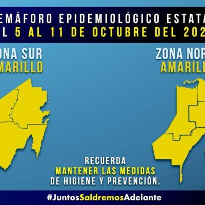 """SIGUE QR EN SEMÁFORO AMARILLO: """"Estamos en la frontera entre naranja y amarillo"""", advierte Gobernador"""