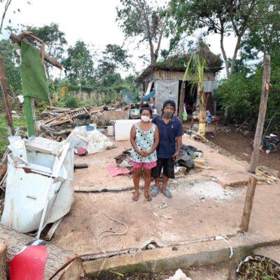 """""""YA SE LO DIJIMOS AL PRESIDENTE… FONDEN NO TERMINA DE APOYAR"""": Reprocha Carlos Joaquín la falta de ayuda en casos de desastres"""