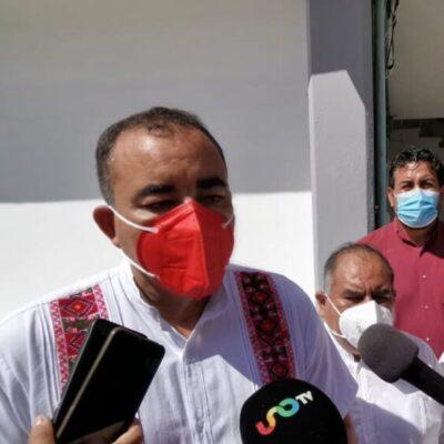 Rechaza secretario estatal del PRI ir en alianza con partidos antagónicos en QR
