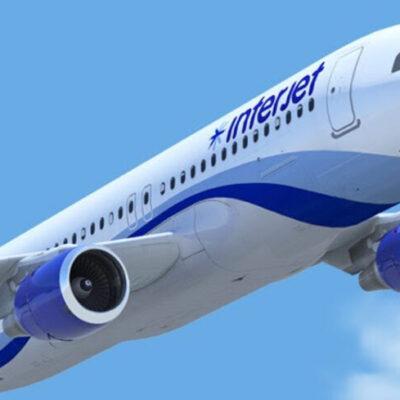 Realiza Interjet vuelo solidario con 180 pasajeros a El Salvador