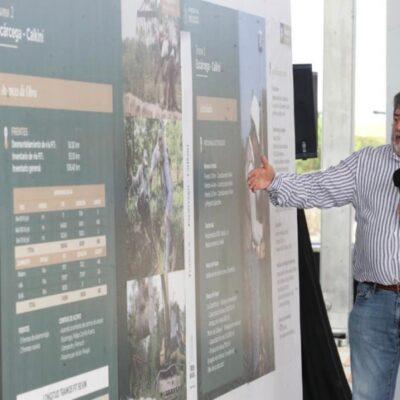 No habrá reubicaciones forzosas de asentamientos humanos por obras del Tren Maya, afirma Jiménez Pons