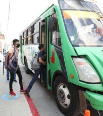 Denuncian a inspectores de transporte por pedir 'mordidas' en Yucatán