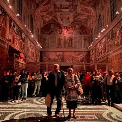 Premiarán con viaje a Ciudad del Vaticano al visitante 5 millones de la réplica de Capilla Sixtina en Cancún