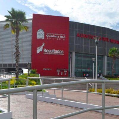 'ELEFANTE ROJO': Auditorio del Bienestar en Cancún requiere inversión de 160 mdp para reabrir