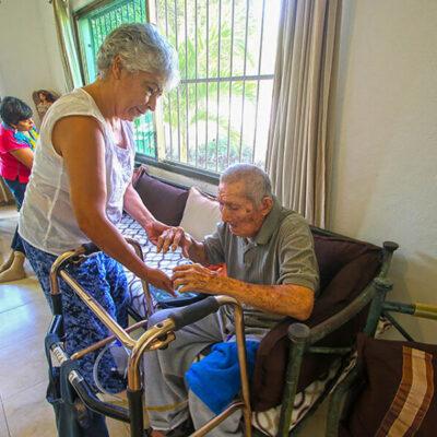 Cuenta QR con el menor porcentaje de población de adultos mayores en México