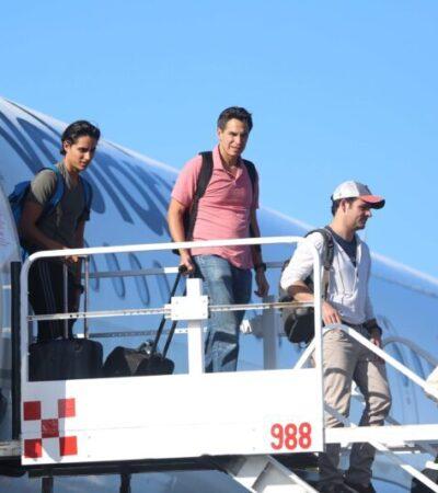 Reanuda operaciones el Aeropuerto de Cancún