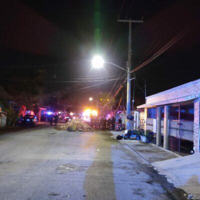 ATAQUE A BALAZOS EN CANCÚN: Reportan una mujer muerta y dos  hombre son heridos en la Región 219